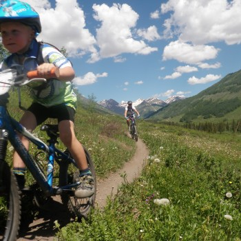 Lower Loop Crested Butte