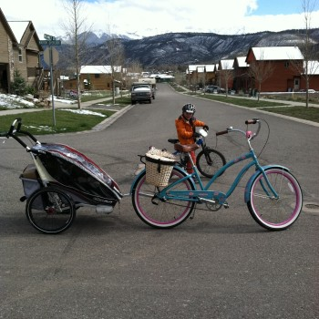 Cycling with Newborns