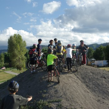 Starting a Youth Mountain Bike Development Team