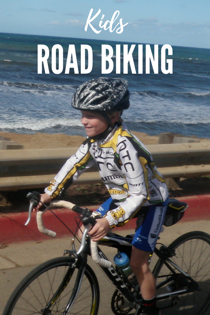 Tips to Start your Kids Road Biking