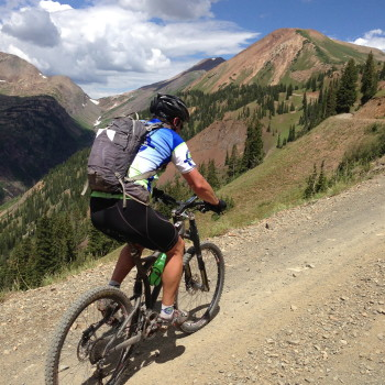 Breck Epic Training in Crested Butte