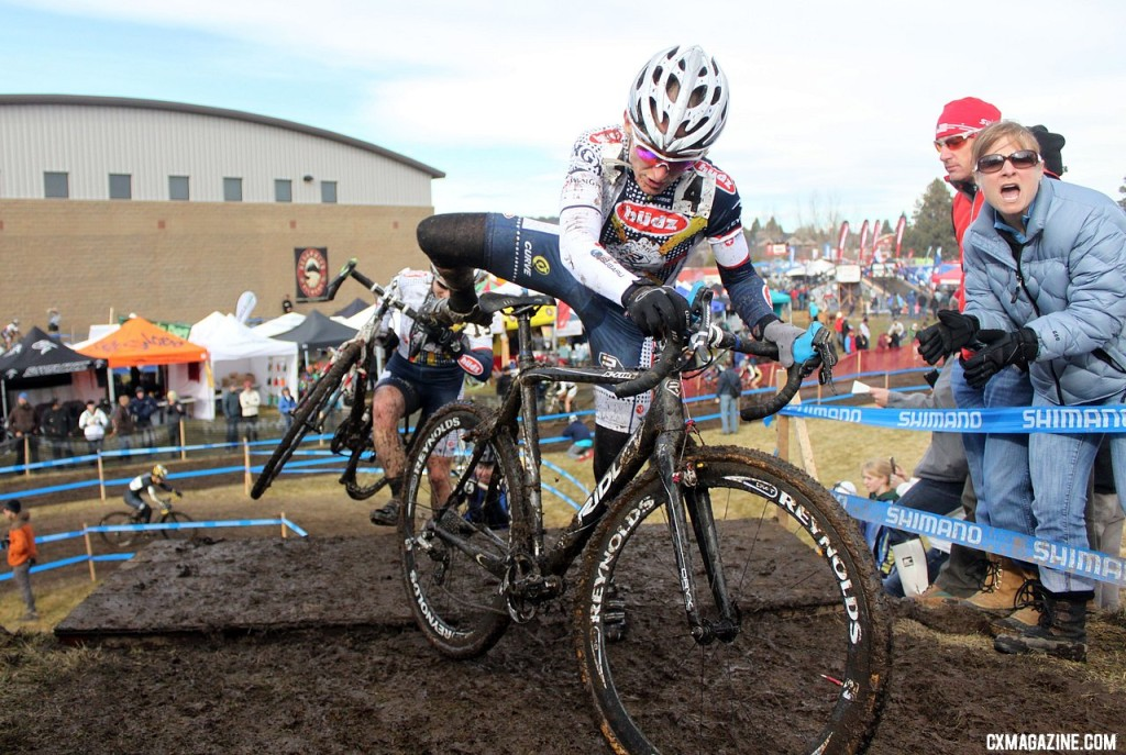 2010 Cyclocross National Championships, Women's Race. © Cyclocross Magazine