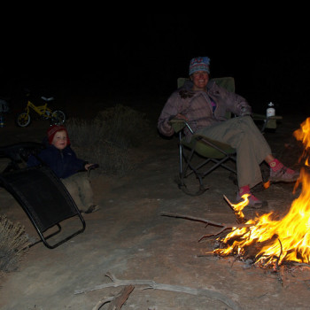 Moab: Best places to camp