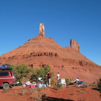 Adventures in Moab 10 Years Ago and Today