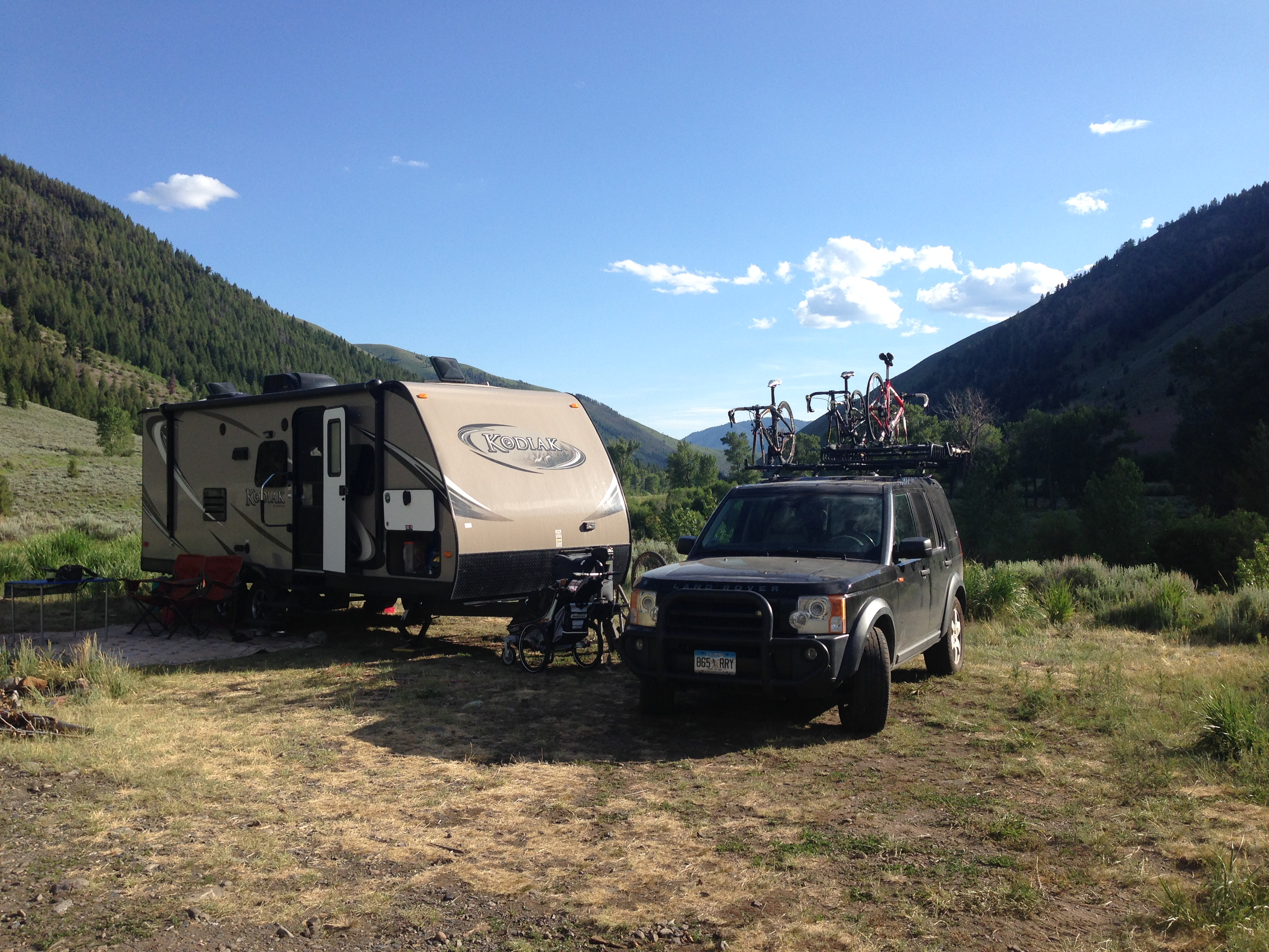 Best of Sun Valley: Camping